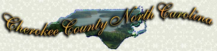 Cherokee County North Carolina