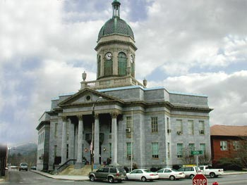 Cherokee County Court house